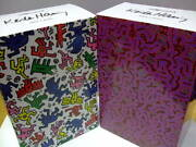 New Keith Haring Bearbrick 100 And 400 2 Types Figure Set With Box Rare