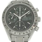 Omega Speedmaster 3513.50 Chronograph Automatic Stainless Men's Watch [b0327]