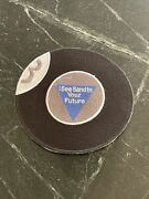 I See Sand In Your Future Magic 8 Ball Tactical Morale Us Army Patch Velkro Rare
