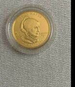 2011-w 1/2 Gold Us Presidential Spousal Uncirculated 10 Coin Lucy Hayes