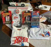 Speed Racer Rare Collection 118 Rc 1/64 Johnny Lightning T's Lot
