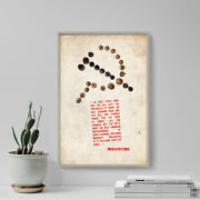 Soviet Chess Quote A Five-year Plan For Chess Art Poster Gift Russia Ussr