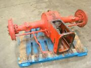1957 Ford 841 Tractor Rearend Differential Assembly 800