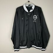 Lrg Lifted Research Group Track Jacket Size Xl