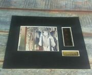 Limited Edition Film Cell Dr Whothe Daleks Invasion Of Earth 2150 C Of A Damaged