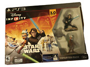 Disney Infinity Star Wars 3.0 Edition Starter Pack Ps3 Playstation 3 New
