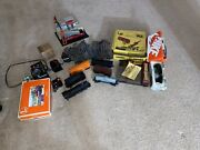 Huge Lionel Train Set - Vintage 1950and039s 027- Everything In Pictures