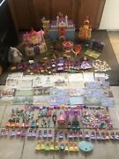 Sofia The First Magical Talking Castle/ School/ Lots Of Figures/playsets Dolls