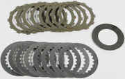 Ebc Drc Dirt Racer Clutch Rebuild Kits With Friction Plates And Springs Drc273