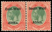South-west Africa Scott 15 Gibbons 15 Mint Stamp