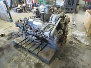 2002 F650 444t Engine And Transmission 444t Diesel With Allison At545