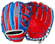 2021 Wilson A2000 1786 Puerto Rico Country Pride Limited Glove 11.5 Baseball Rht