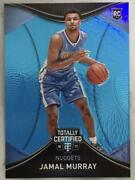 Used Totally Certified Jamal Murray No 106 1 Of 1 Rc Card Trading Cards