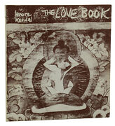 The Love Book Lenore Kandel First Edition 1st Printing 1966 Banned Books