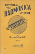 How To Play Harmonica At Sight