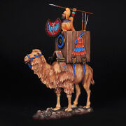 Tin Soldier, Battle Camel In The Indian Campaign Of Alexander The Grea, 54 Mm