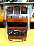 2007 Chrysler Town And Country Center Heat/ac/seat Control Module