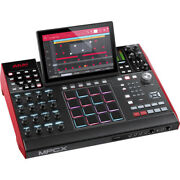 Akai Pro Mpc X Standalone Sampler And Sequencer