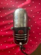 Vintage Mic - Argonne Ar-57 1960and039s Pill Microphonewithout Stand L@@k
