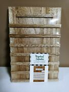 New And Sealed Perpetual Calendar One Board 12 Single Sided Months 31 Days