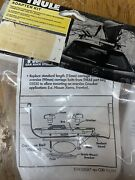 Thule Adapter Kit Xadapt6 Mounts Thule Gear Carriers To Car Rack Load Bars New