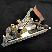Millerand039s Patent Stanley No. 41 Plow Plane - What A Beauty