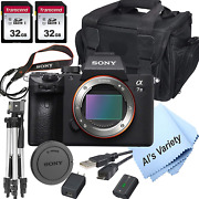 Sony A7 Iii Full-frame Mirrorless Interchangeable-lens Camera With 3-inch Lcd B