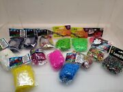 Rainbow Loom Refill Kit With 14 Packs Of Assorted Multi Color Rubber Bands
