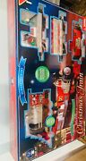 Xmas North Pole Express Musical Train Set, Wireless Remote-34 Piece-almost New