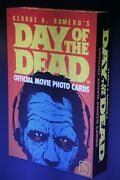 Fright Rags Day Of The Dead Trading Cards Factory Sealed Complete Set George A R