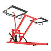 Pro Lift Lawn Mower Tractor Atv Jack Lift With 300 Lbs Folding Collapsible