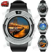 Smart Watch Android Smartwatch Phone Unlocked Dial Call For Men Women Kids Gifts