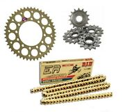 Bmw S1000rr 2010-2011 Renthal/did Ultimate Racing Chain And Sprocket Kit