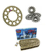 Kawasaki Zr1200a1/a6 Zrx1200r 01-08 Renthal And Did Zvmx Chain And Sprocket Kit