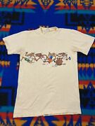 Vintage Crazy Shirt 70s T Shirts 1971 420 Cannabis Running Double Sided Rare Vtg