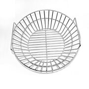 Only Fire Stainless Steel Charcoal Ash Basket Fits For Large Bge Kamado Joe ...