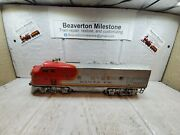 Lionel's Santa Fe 2343 F3 Aa Powered And Non Powered Diesel Locomotives