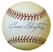 Enos Country Slaughter Signed Official Baseball St. Louis Cardinals Mlb Holo 1/1