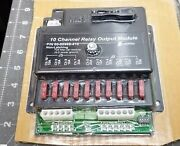 Pmc And Multipoint Switching System 10 Channel Relay Output Module [b9s4] 3