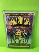 Astonishing Tales 29 Guardians Of The Galaxy Reprints 1st Appearance And Origin