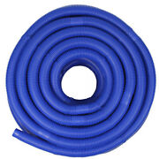 Pool Central Blue Blow-molded Pe In-ground Pool Vacuum Hose 147.5ft X 1.25in