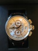 Hamilton Railroad H406161 Automatic Chronograph Watch What A Timepiece Wow