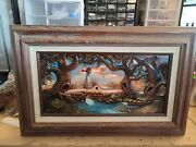 Bill Coffelt Wood Carving And Painted Wall Art Farm
