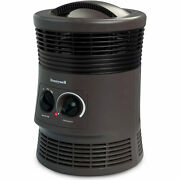 Honeywell 360 Degree Surround Heater With Fan Forced Technology, Black
