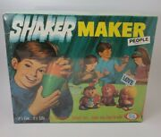 Vintage Ideal Shaker Maker People Series 1 Includes Sealed Magic Mix Packet New