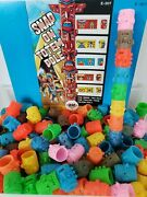 Vintage 16 Totem Pole Gumball Vending Machine Toys New Old Stock