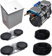 Half Off Ponds Air Pro System With 6.7 Cfm Rocking Piston Compressor With Post C