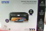 Epson Expression Photo Hd Xp-15000 Wireless Wide-format Color Inkjet Printer New