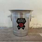 Vintage French Champagne Ice Bucket Cooler Moet Chandon 0404218