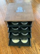 Canadian Montreal 1976 Olympic Sterling Silver 28 - Coin Set